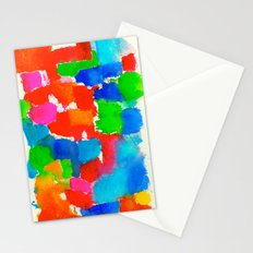 Celebrate -watercolor Stationery Cards