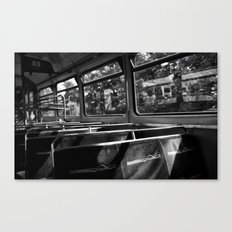 Railway #2 Canvas Print
