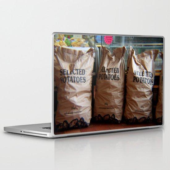 Spuds!  Laptop & iPad Skin