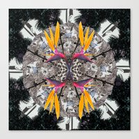 Mandala Series #09 Canvas Print