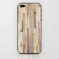 Wood Planks iPhone & iPod Skin