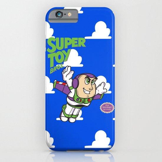Super Toy Bros. iPhone & iPod Case