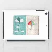 Always Trust The Weather iPad Case