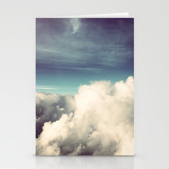 Clouds II Stationery Card