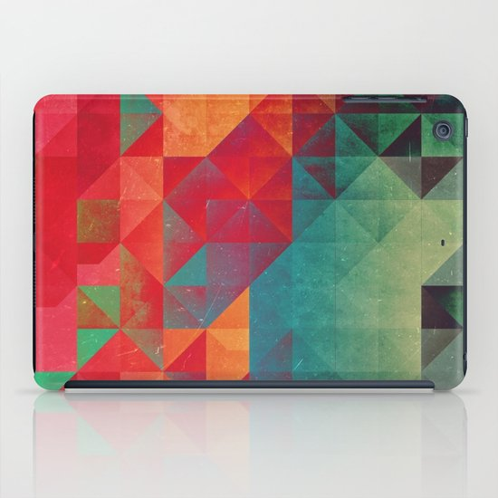 myssyng pyyce iPad Case