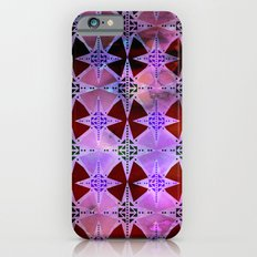 Bohemian Night Sky -Purple Slim Case iPhone 6s