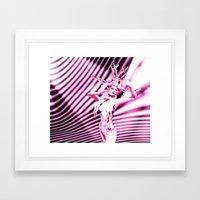 Lili Burlesque Framed Art Print