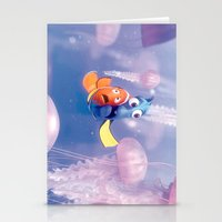 Finding Nemo Stationery Cards