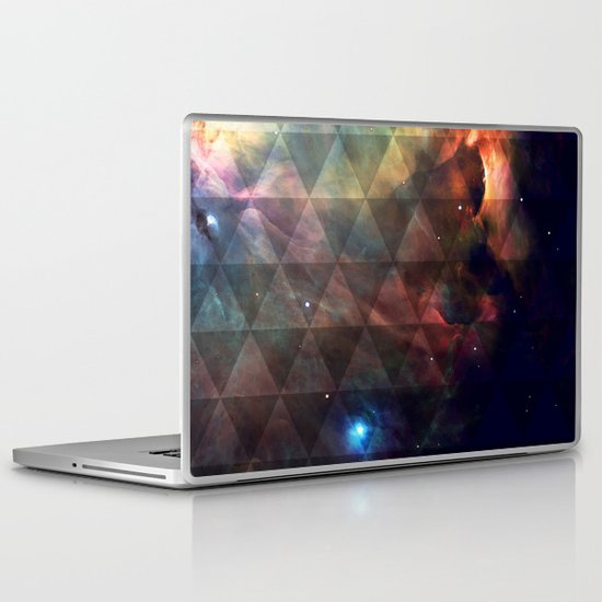 Explore II Laptop & iPad Skin