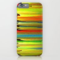 iPhone Cases featuring Beautiful Decay by Bunny Clarke