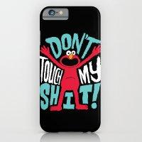 Crazy Elmo iPhone 6 Slim Case