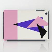 Misplaced Triangles Past… iPad Case