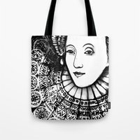Queen Elizabeth I Portra… Tote Bag