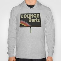Lounge Darts Sign Hoody