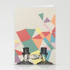 Join Hands Stationery Cards