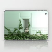Creeping ivory Laptop & iPad Skin