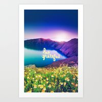 Be Grateful - for iphone Art Print