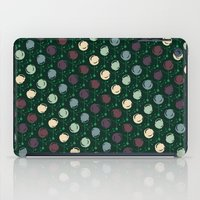 Forest Pattern iPad Case