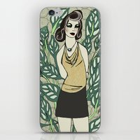Why Try To Change Me Now… iPhone & iPod Skin
