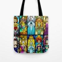 The Princesses Tote Bag