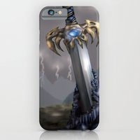iPhone & iPod Case featuring Rising Prophecy by Margaret Stingley