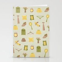 Bedroom Stationery Cards