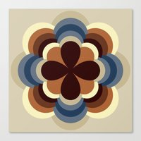 A kind of flower Canvas Print