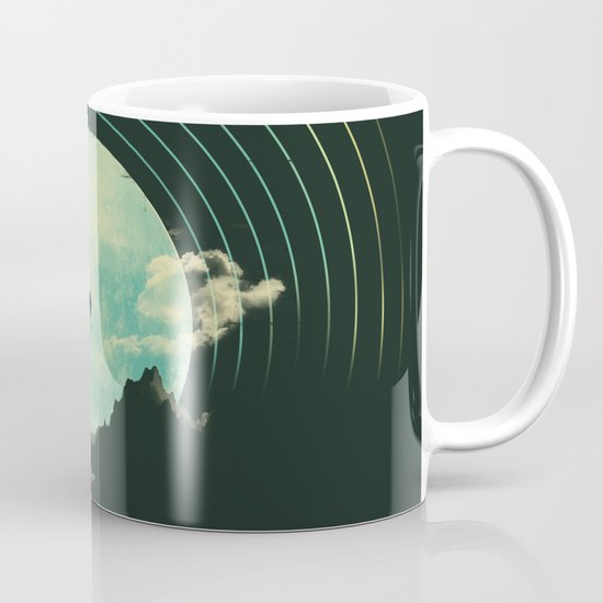 Soundtrack to a Peaceful Night Mug