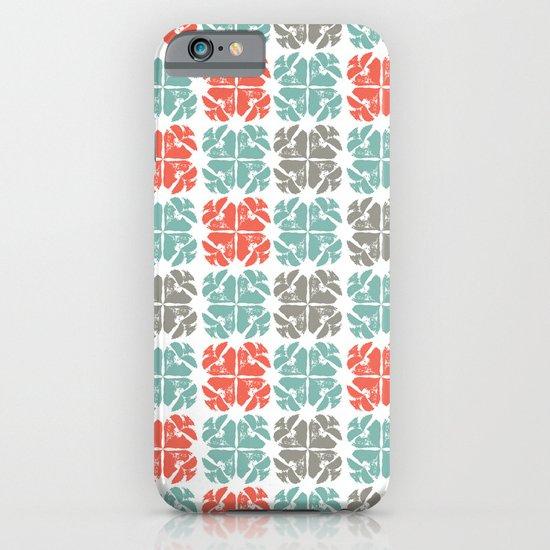 Block Print Geo iPhone & iPod Case