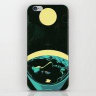 iPhone & iPod Skin featuring Not In Kansas Anymore by Señor Salme