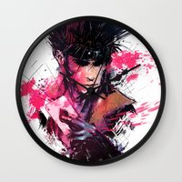 Gambit Wall Clock