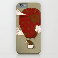 The Kiwi Learns To Fly iPhone 6 Slim Case