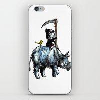 Little Death iPhone & iPod Skin
