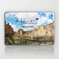 Adventure Beckons- Smith… Laptop & iPad Skin