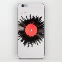 The vinyl of my life iPhone & iPod Skin