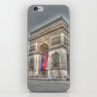 Triumphant Arch iPhone & iPod Skin