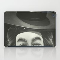 Anonymous II iPad Case