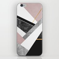 Lines & Layers 1 iPhone & iPod Skin