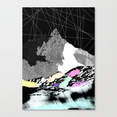 oh inverted world! Canvas Print