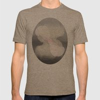 Palindrome Mens Fitted Tee Tri-Coffee SMALL