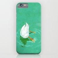 Duck diving iPhone 6 Slim Case