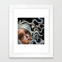 White Spirits :: Pop Sur… Framed Art Print