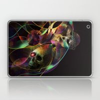 Vivid Skulls of Life Laptop & iPad Skin