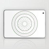 Anime Magic Circle 4 Laptop & iPad Skin