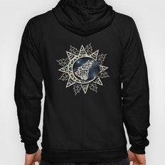 Wolf Emblem Hoody