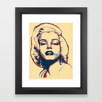 Hope Monroe Framed Art Print