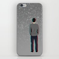 Lonely Boy  iPhone & iPod Skin