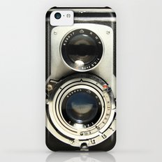 Vintage Camera iPhone 5c Slim Case