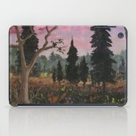 Evening Light iPad Case