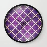 Morocco Wall Clock